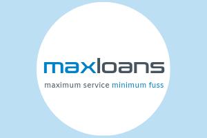 Max Loans logo